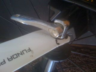 Bike crack fork